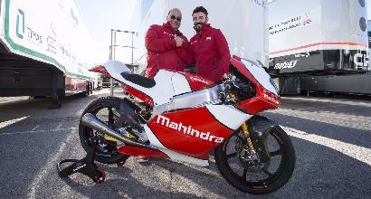 Moto3, Biaggi diventa team manager nel campionato italiano e spagnolo