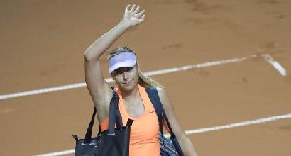Sharapova, AFP