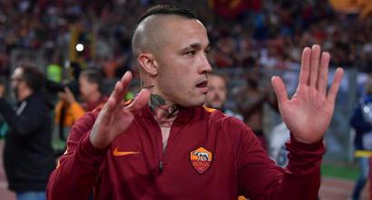 Roma: per la Juve si punta a recuperare Nainggolan, in dubbio Perotti