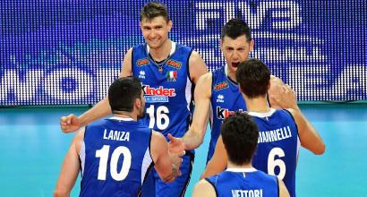Volley, World League: Brasile implacabile, l'Italia si arrende