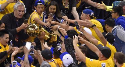 NBA, la decisione di Golden State: niente visita da Trump