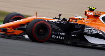 McLaren, Vandoorne confermato per il 2018