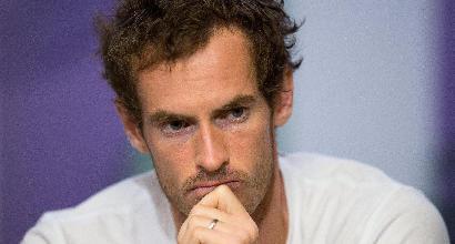 """Tennis, Andy Murray annuncia lo stop: """"Ci vediamo nel 2018"""""""