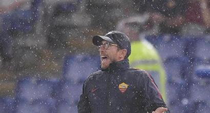 La Roma sorride, Florenzi è tornato: assist da urlo per Dzeko