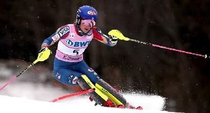 Sci Cdm: Shiffrin super nello slalom