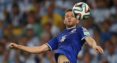 Lazio, Lulic lascia la nazionale