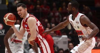 Basket, Serie A: impresa Venezia al Forum, Olimpia sconfitta