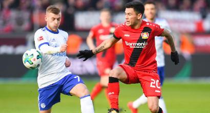 Bundesliga: tonfo Lipsia, blitz a sorpresa del Colonia