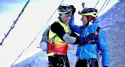 From Zero to... Monte Rosa, nuovo record per Nico Valsesia. E ora testa all'Everest!