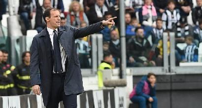 """Juventus, Allegri: """"Scudetto non chiuso, ma reazione importante"""""""
