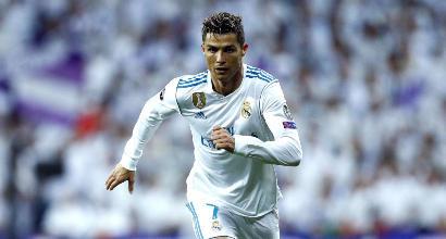 Cristiano Ronaldo è della Juve, Real Madrid accetta offerta da 105 mln