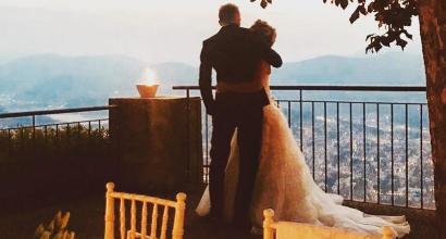 Behrami e Lara Gut si sono sposati a Lugano