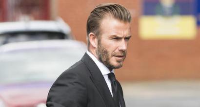 Beckham, cast da sogno per la sua Inter: tra le stelle c'è anche Cristiano Ronaldo