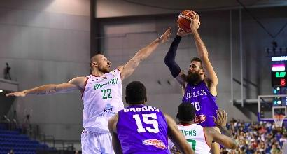 Qualificazioni mondiali di basket: l'Italia vince in Ungheria
