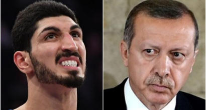 Nba, Kanter shock: