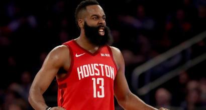 Nba: Toronto va ko a Houston, i Clippers piegano Chicago