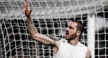 """Bonucci: """"L'Ajax è pieno di talento, servirà la Juve vista con l'Atletico"""""""