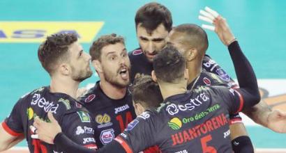 Volley, regular season a Perugia