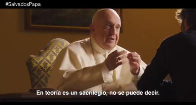 """Papa Francesco: """"Messi è come Dio? Sacrilegio, ma..."""""""