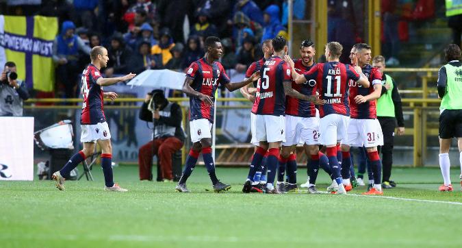 Serie A: Bologna-Parma 4-1, Mihajlovic a un passo dalla salvezza