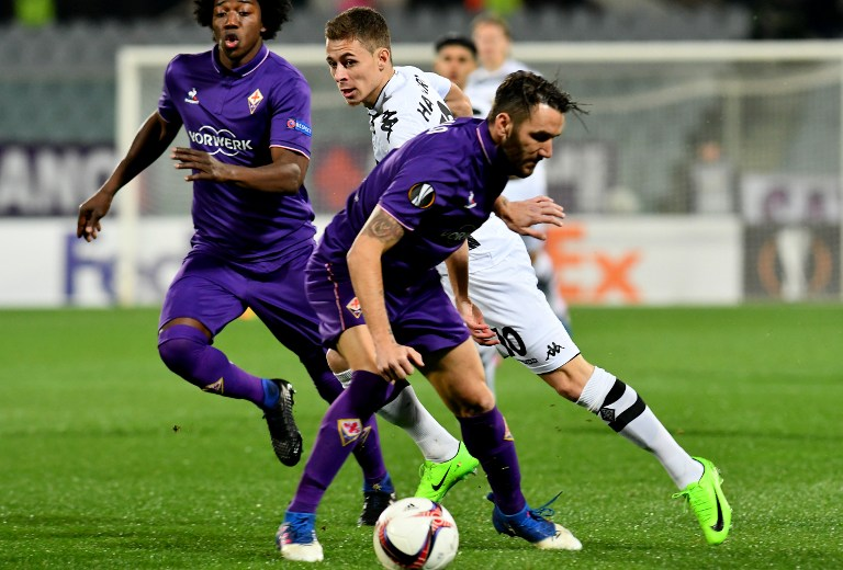 Europa League: Fiorentina eliminata ai sedicesimi