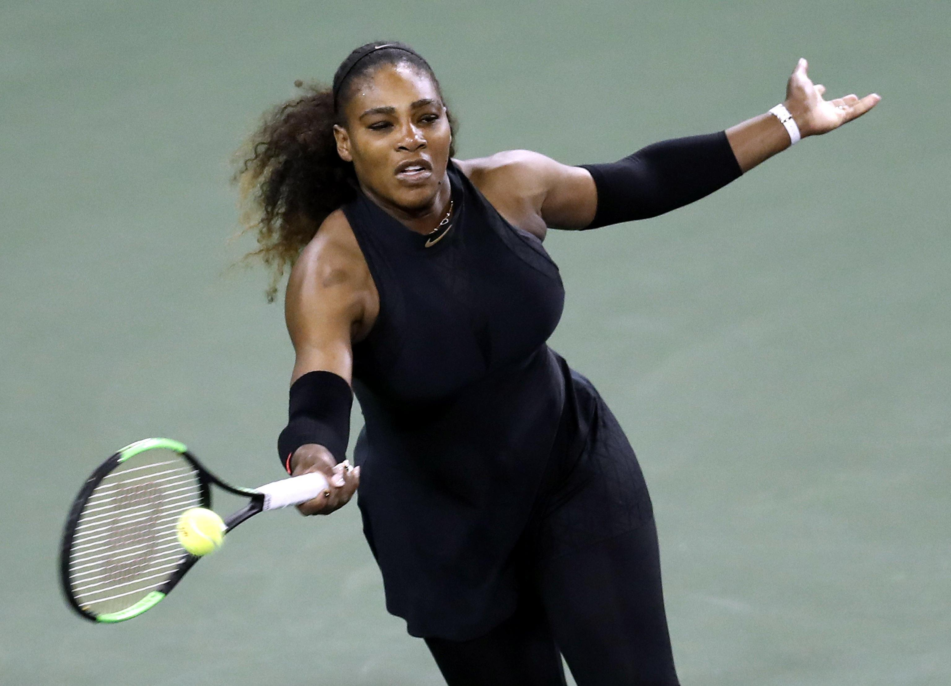 Il ritorno, vincente, di Serena Williams:
