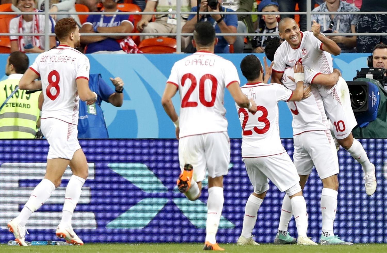 Mondiali 2018, Panama-Tunisia 1-2: le foto