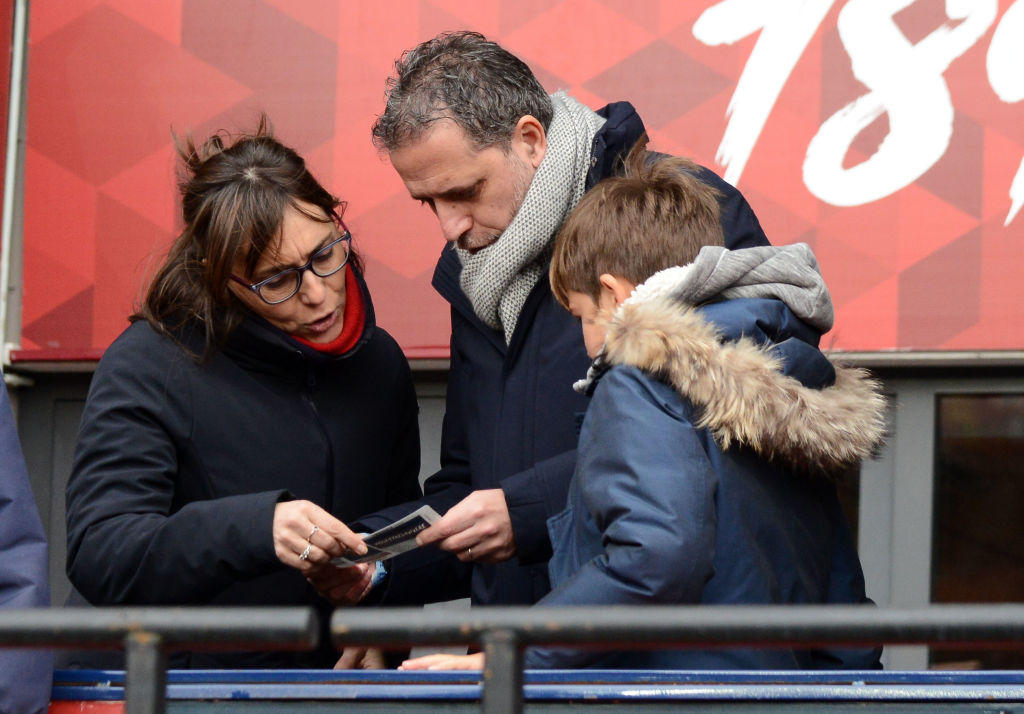 Genoa-Juventus 2-0, le foto