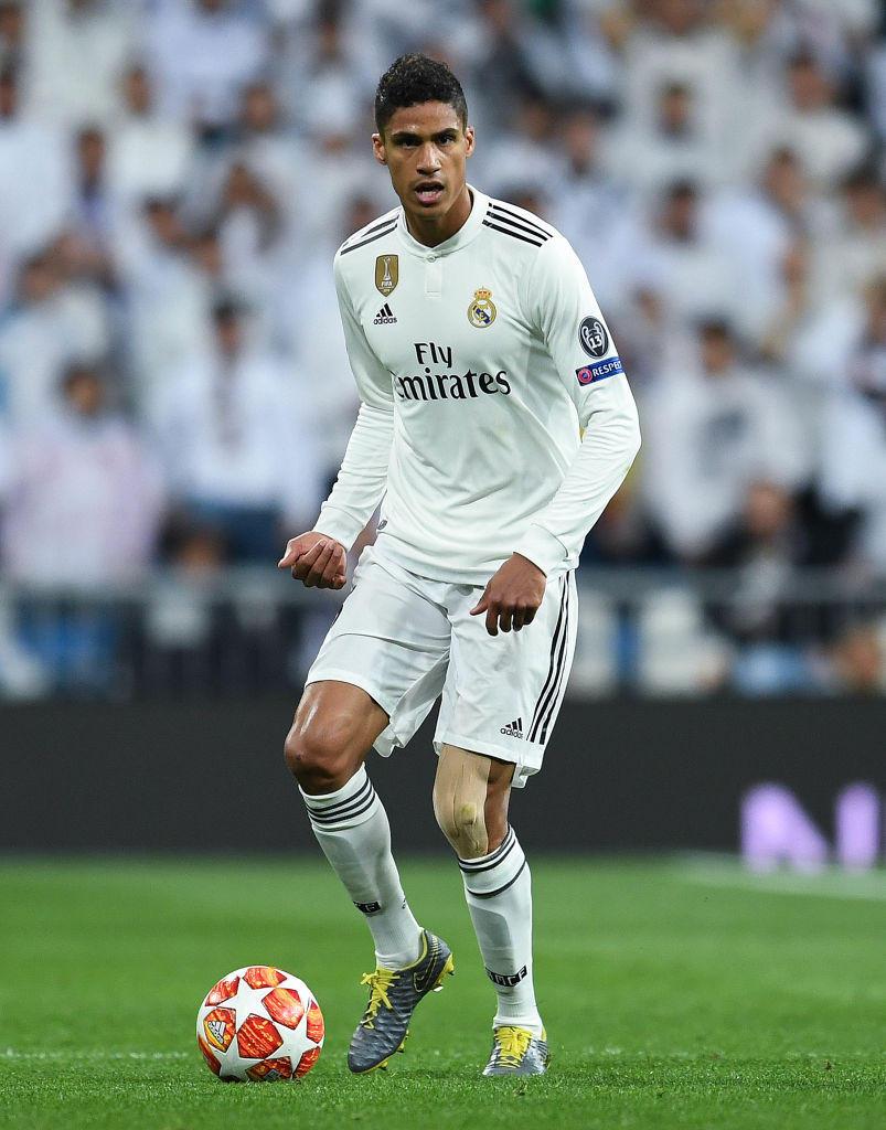 Raphael Varane, difensore del Real Madrid: qualche settimana fa serio candidato a lasciare i blancos, Zidane potrebbe convincerlo a restare