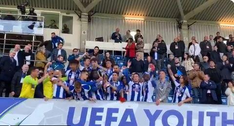 Il Porto conquista la Youth League
