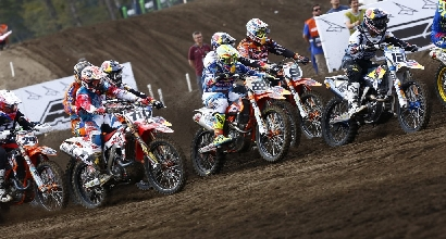 Motocross, il GP di Spagna su Italia 2