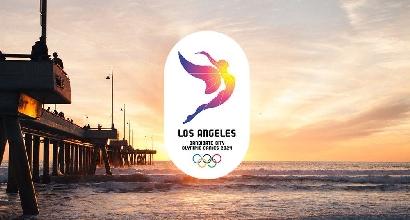 """Los Angeles 2024, svelato il logo: """"Segui il sole"""""""