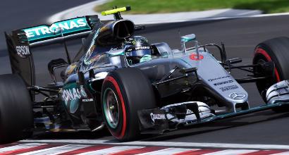 F1, Budapest: Verstappen attaccato a Rosberg