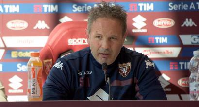"""Torino, Mihajlovic: """"Andiamo a San Siro fiduciosi di passare"""""""