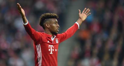 Juventus - Bayern, si pensa al riscatto di Coman. Rummenigge: