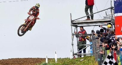 Motocross, Cairoli domina gli Internazionali d'Italia