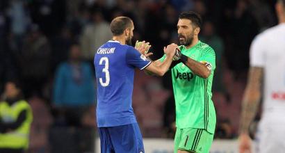 Coppa Italia, Napoli-Juventus. Hamsik sta bene, Reina in dubbio
