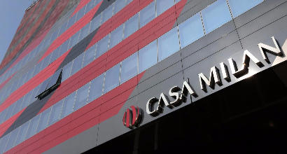 Casa Milan (LaPresse)