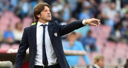 """Cagliari, Rastelli:""""Borriello non si muove"""""""