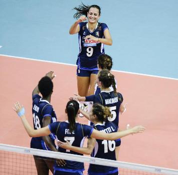Volley, grande Italia: il muro azzurro sconfigge gli Stati Uniti