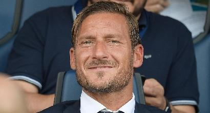 """Roma, Totti: """"Girone complicato anche per Chelsea e Atletico Madrid"""""""