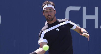 "Us Open, Fognini: ""Grave errore, ho pianto"""