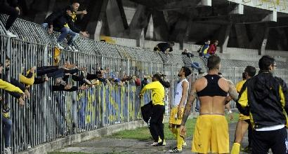 Serie B, balzo del Frosinone