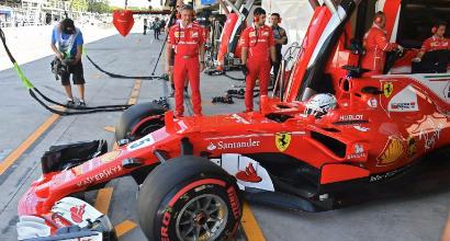 "F1 Brasile, Vettel: ""Tenere le Mercedes sarà difficile"""