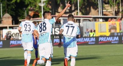 Serie A: Spal, tris e salvezza. Fanno festa anche Chievo e Udinese