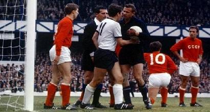 Inghilterra 1966, la seconda squadra: Urss-la grande, Portogallo-la bella, Brasile-la simpatica