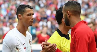 """Mondiali Russia 2018, Benatia: """"Cristiano Ronaldo? Niente di eccezionale, protesta..."""""""