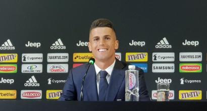 """Juve, Cancelo si presenta: """"Ho scelto di venire qui per vincere"""""""