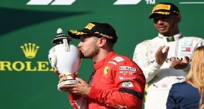 """F1 Ungheria, Vettel: """"Il secondo posto è il massimo che potevamo raggiungere"""""""