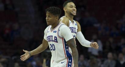 Philadelphia 76ers, Fultz prova a tornare numero 1
